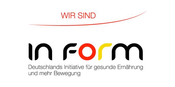 Logo WIR sind in Form